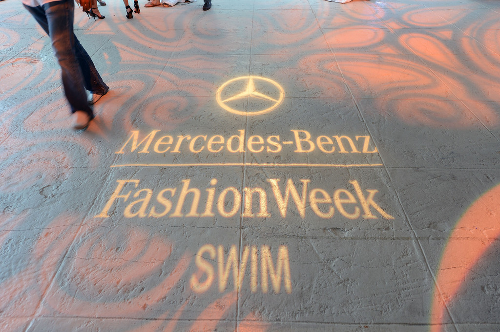 Perfect Mercedes Benz Fashion Swim Week 2014